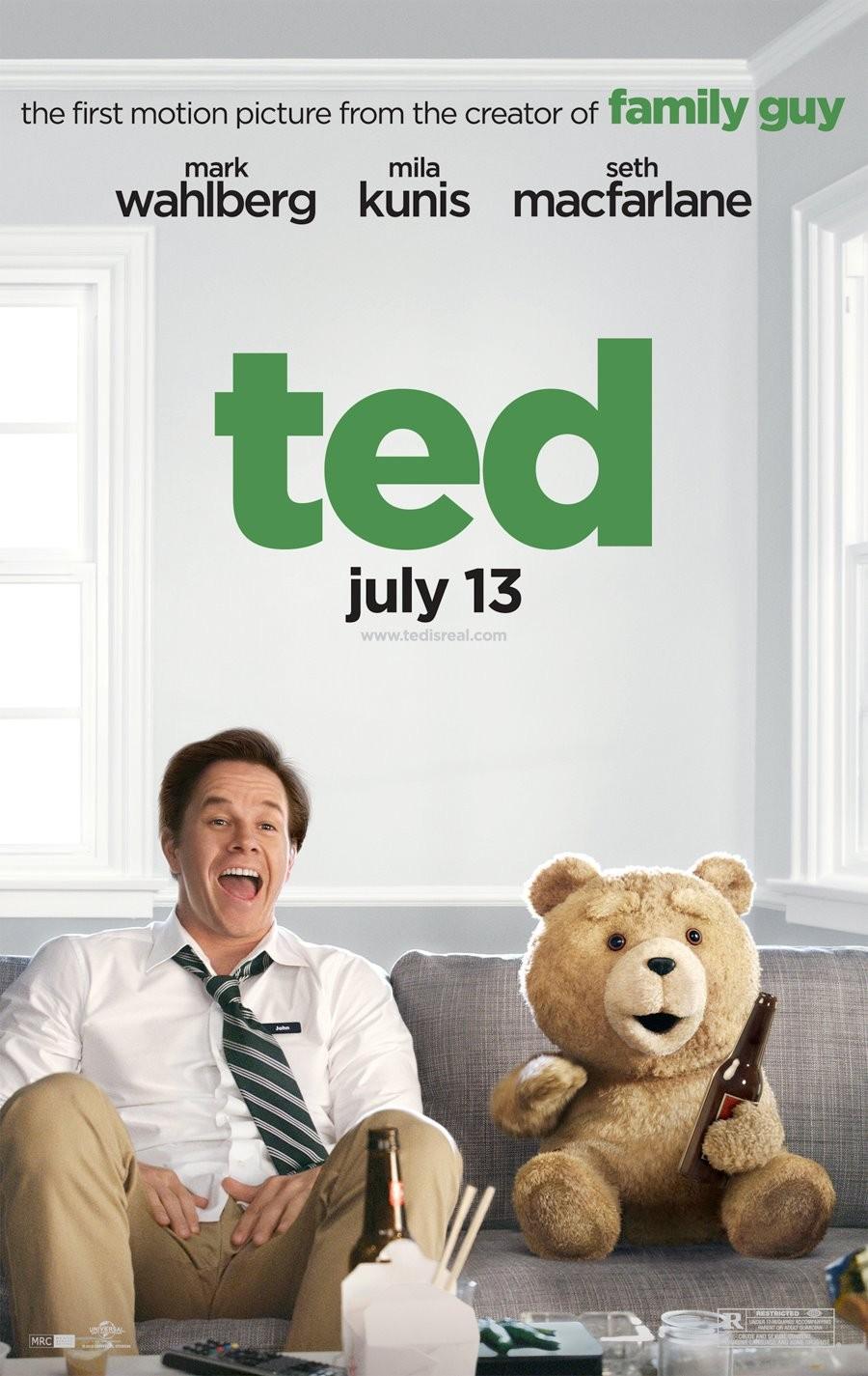19곰 테드, Ted, 2012