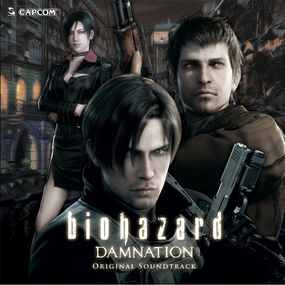 biohazard DAMNATION ORIGINAL SOUNDTRACK