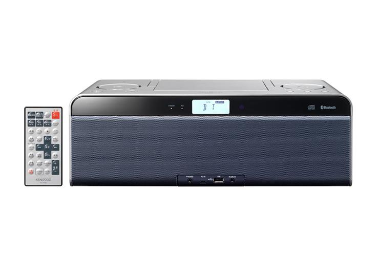 JVC에서 켄우드 브랜드의 일체형 오디오 시스템을..