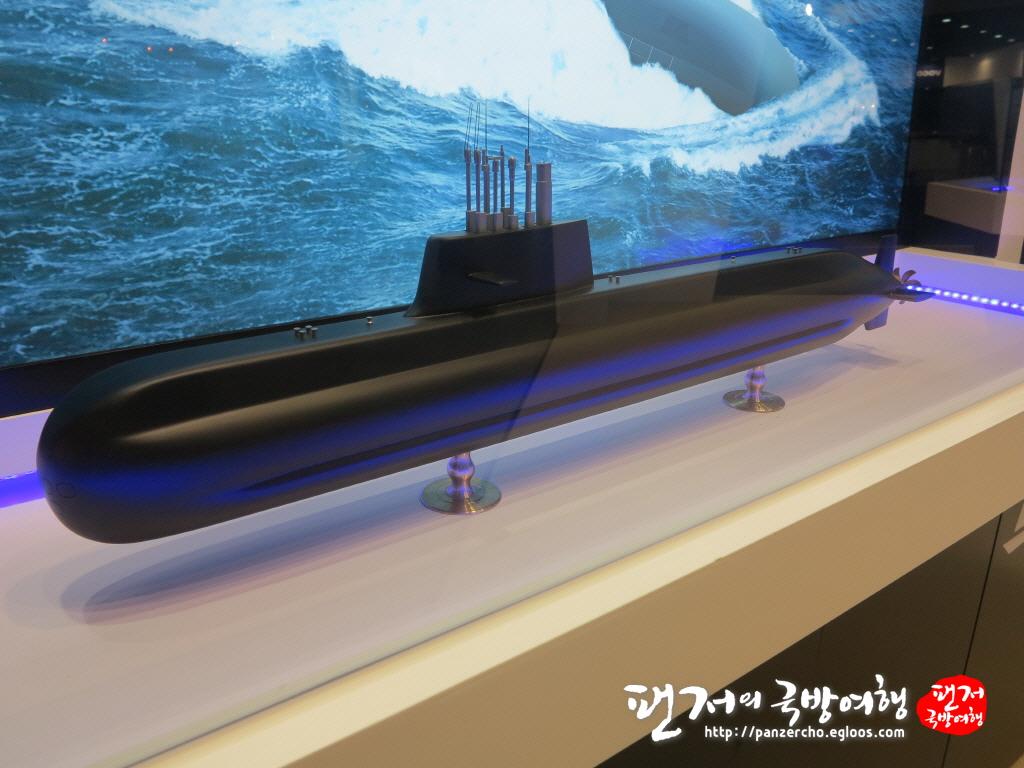장보고-Ⅲ(장보고-3) 3,000톤급 잠수함 착공