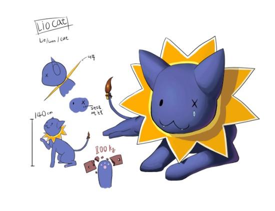 [Monster 003] 리오캣