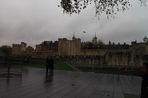 런던 여행 이야기 4 - 런던탑을 걷다