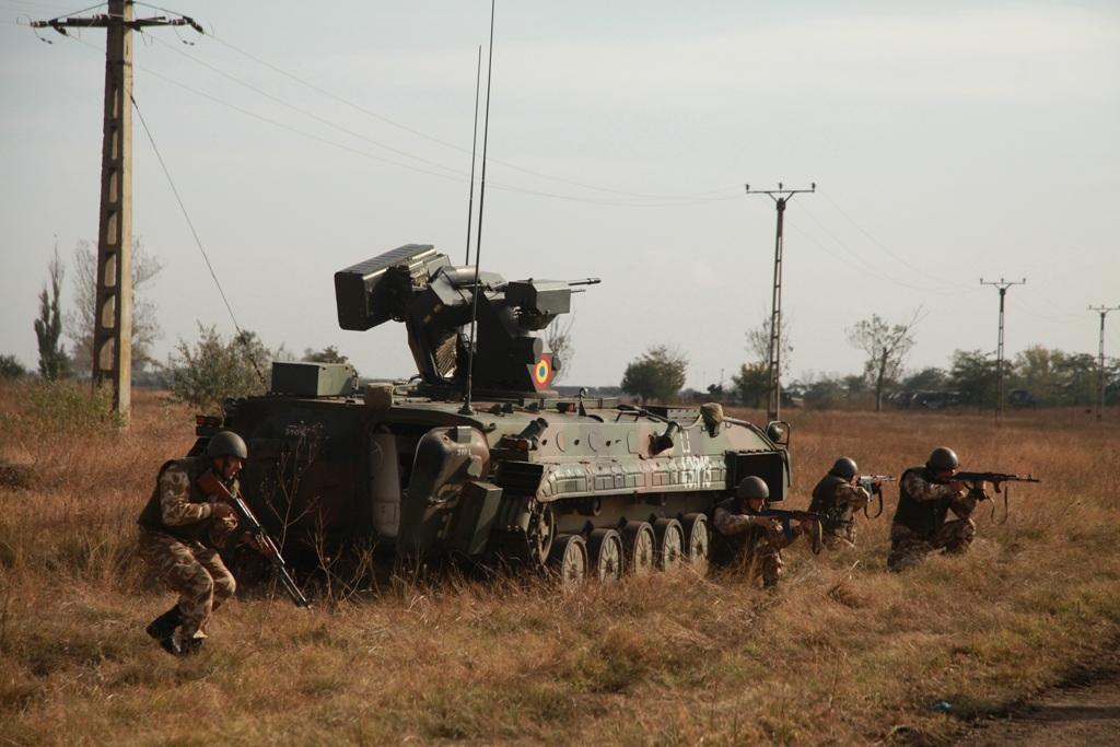 루마니아군과 미해병대 합동훈련 Platinum Lynx 15..