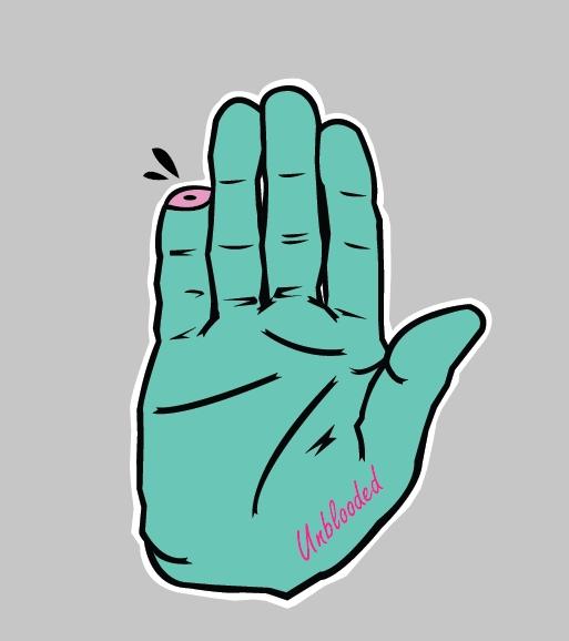 unble palm (color ver)
