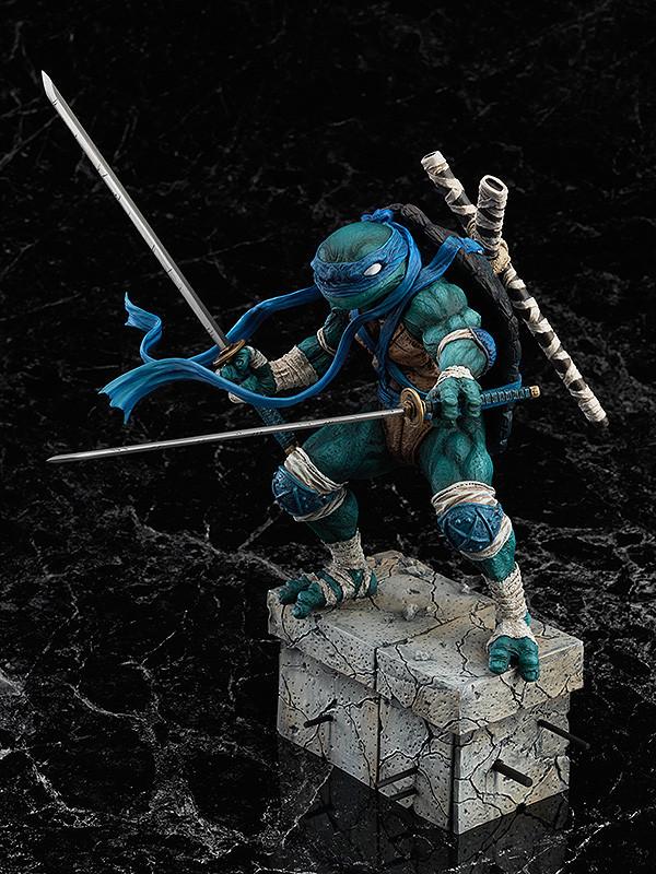 닌자 거북이 '레오나르도' 피규어 사진