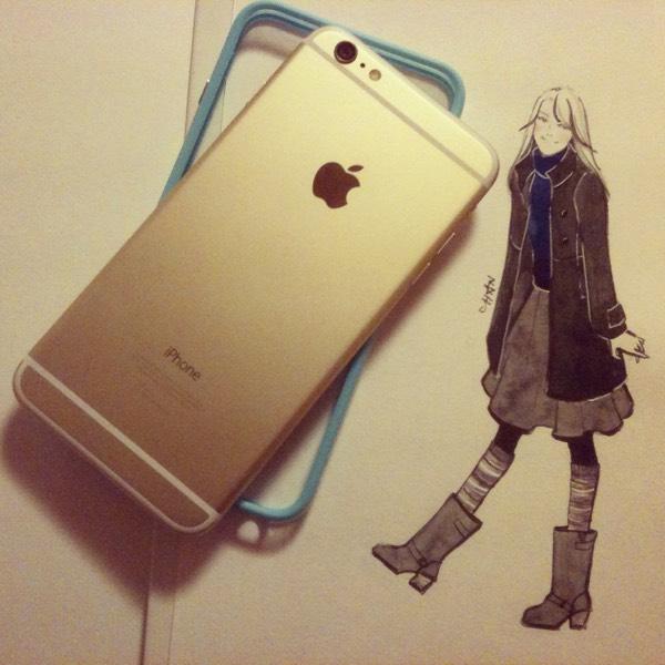 아이폰6 플러스 2주 사용기
