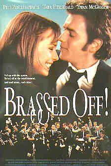 영화 <브래스드 오프 Brassed Off>, 1996