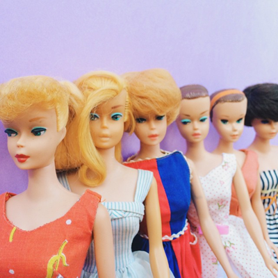 Vintage Barbie