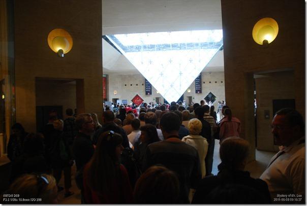 유럽여행 21일차 (1) 파리 루브르 박물관