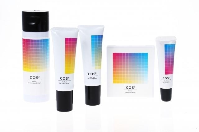 코스프레이어 전용 화장품 '코스코스' 판매 개시