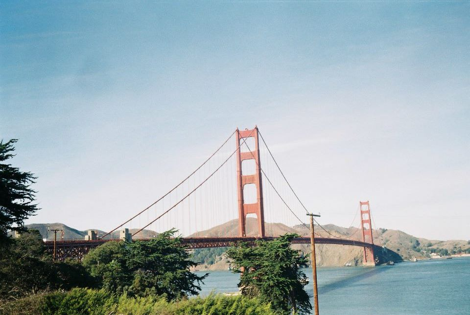Golden Gate Bridge & Tiburon