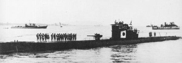 슬쩍 풀어보는 로호 500 잠수함 (呂号第五百潜水艦..