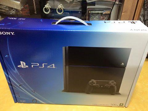 PS4 구매했습니다.