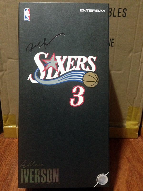 ENTERBAY NBA Series Allen Iverson