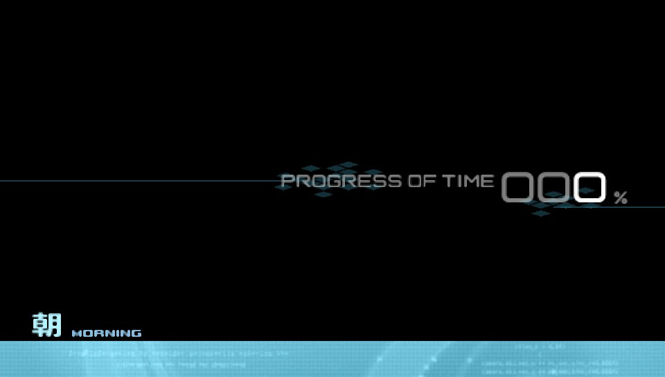 Fate/Extra CCC 공략 ::  PROGRESS OF TIME - 1