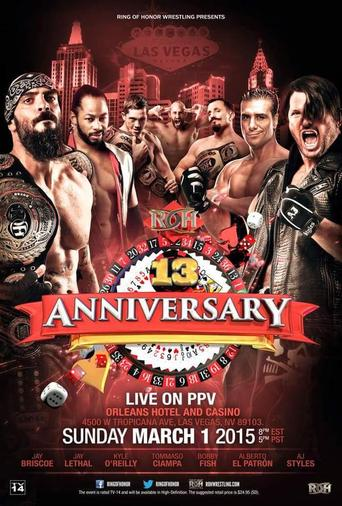 ROH 13th Anniversary Show Review