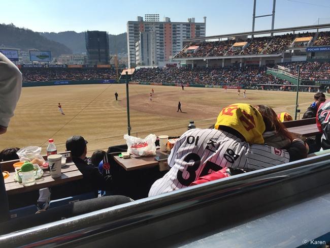 2015 쏘아다니기 대전-문경편(3) : 대전 한밭 야구..