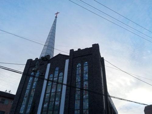 하나님의교회에는 없는 십자가_십자가는 우상숭배
