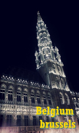 #벨기에 #브뤼셀 #Belgium #Hostel Grand Pl..