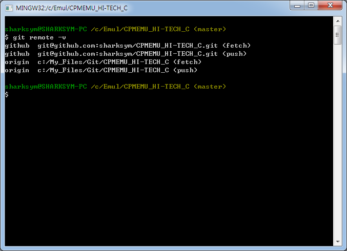 HI-TECH C 개발 툴을 GitHub에 올려봤습니다.