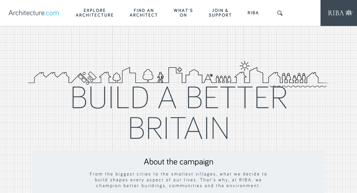 Build A Better Britain