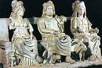 로마의 삼신(三神) 퀴리누스 - 위키피디아 로마..