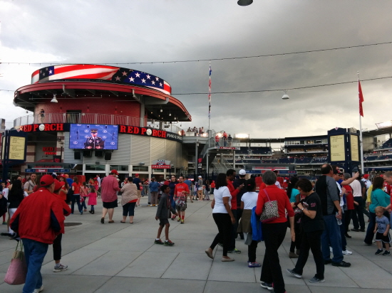 MLB 워싱턴 내셔널스 Nationals Park