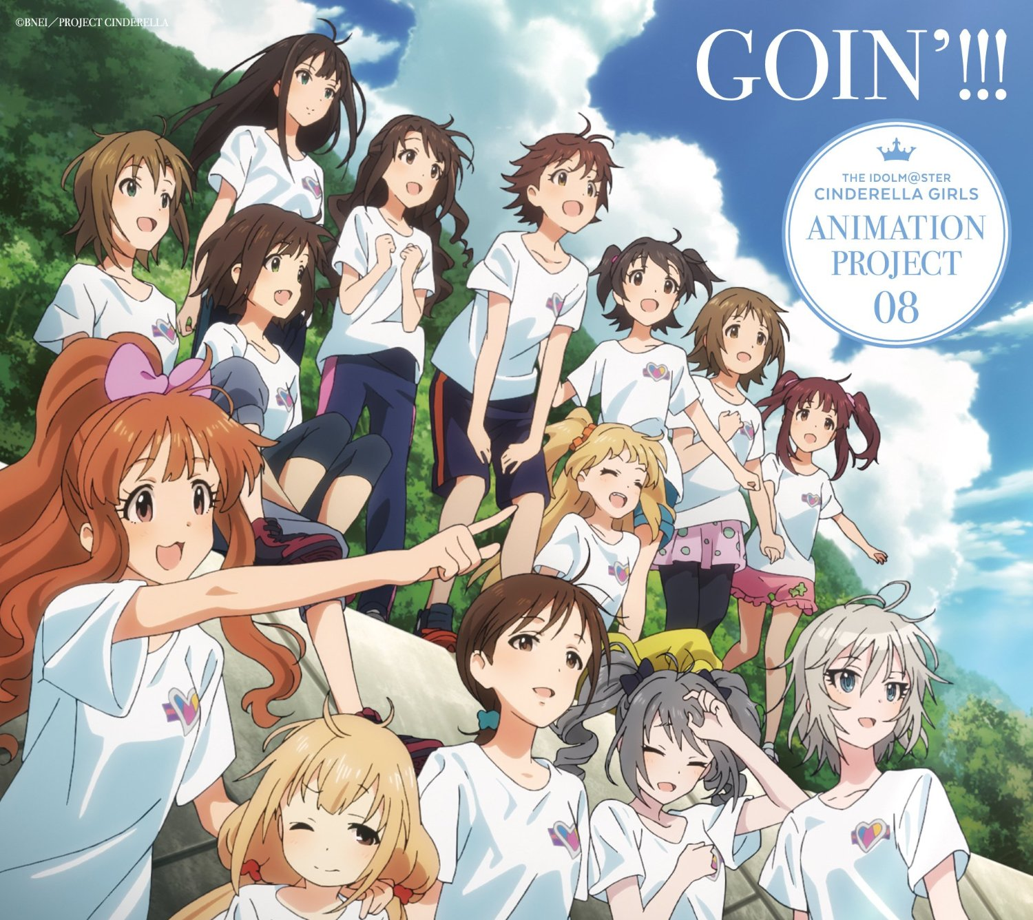 GOIN'!! - CINDERELLA PROJECT 가사