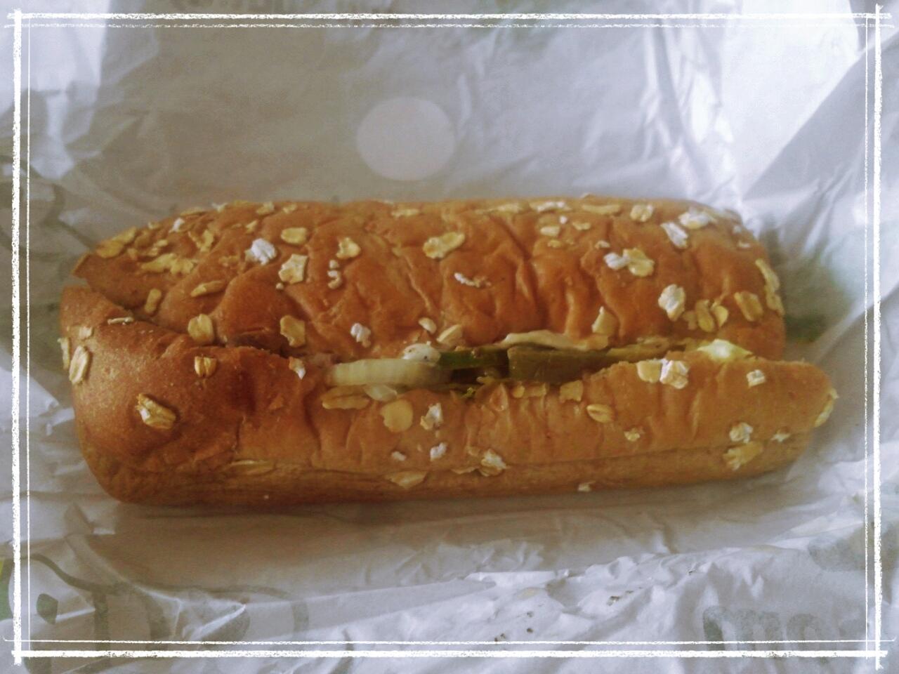 서브웨이 커플세트(스테이크&치즈+이탈리안B..