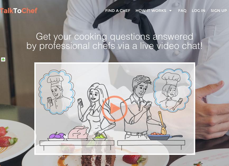 요리하다가 모르면 요리사에게 물어보자 - TalkT..