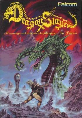드래곤슬레이어 (Dragon Slayer, Falcom, 1984)