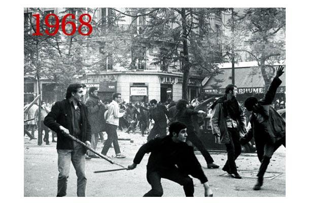 68혁명과 데탕트...