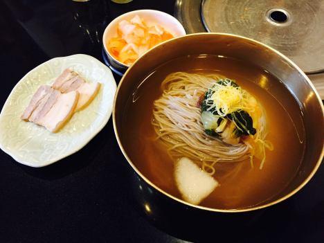 서울의 평양냉면 맛집들