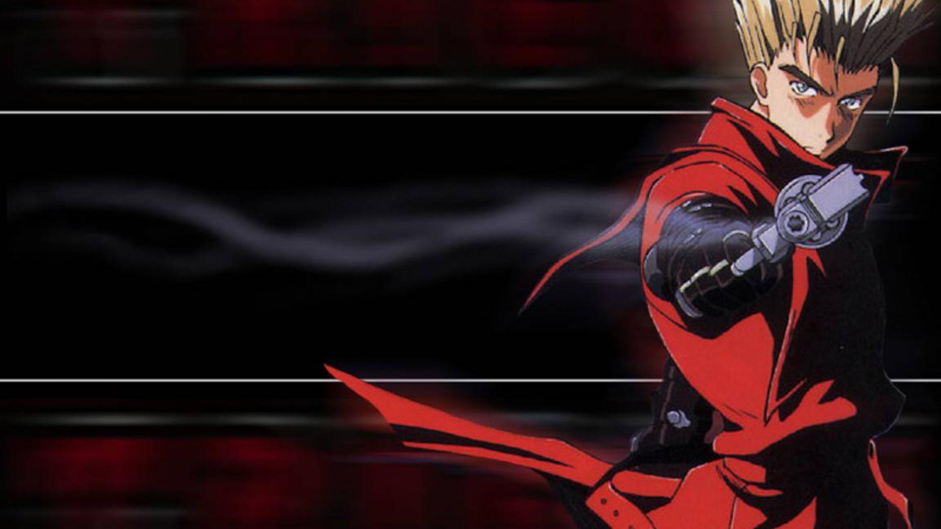 두번째로 찾아본 애니메이션, 트라이건