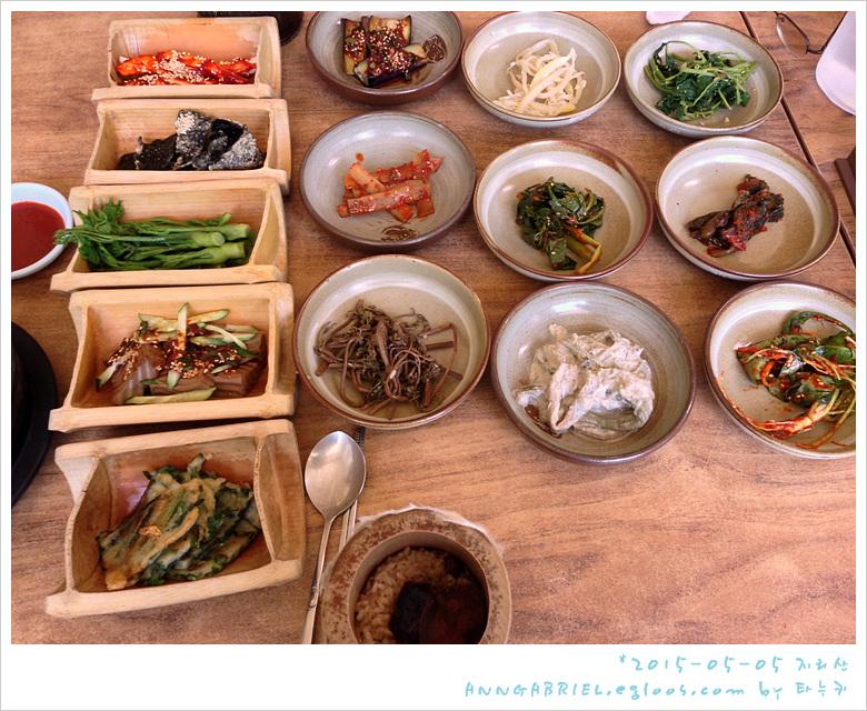 [구례] 푸짐한 연잎대통밥 한상, 초가원가든