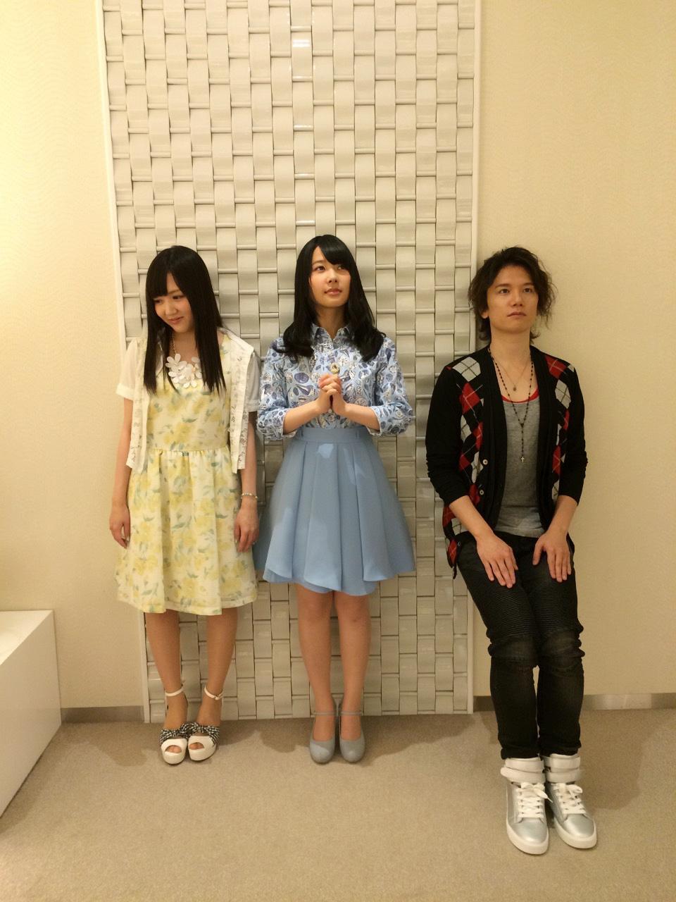 성우 야마오카 유리, 타네다 리사, KENN씨의 사진