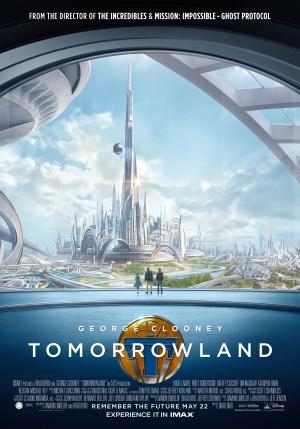 투모로우랜드 - 디즈니 어트랙션의 노골적 홍보에 ..