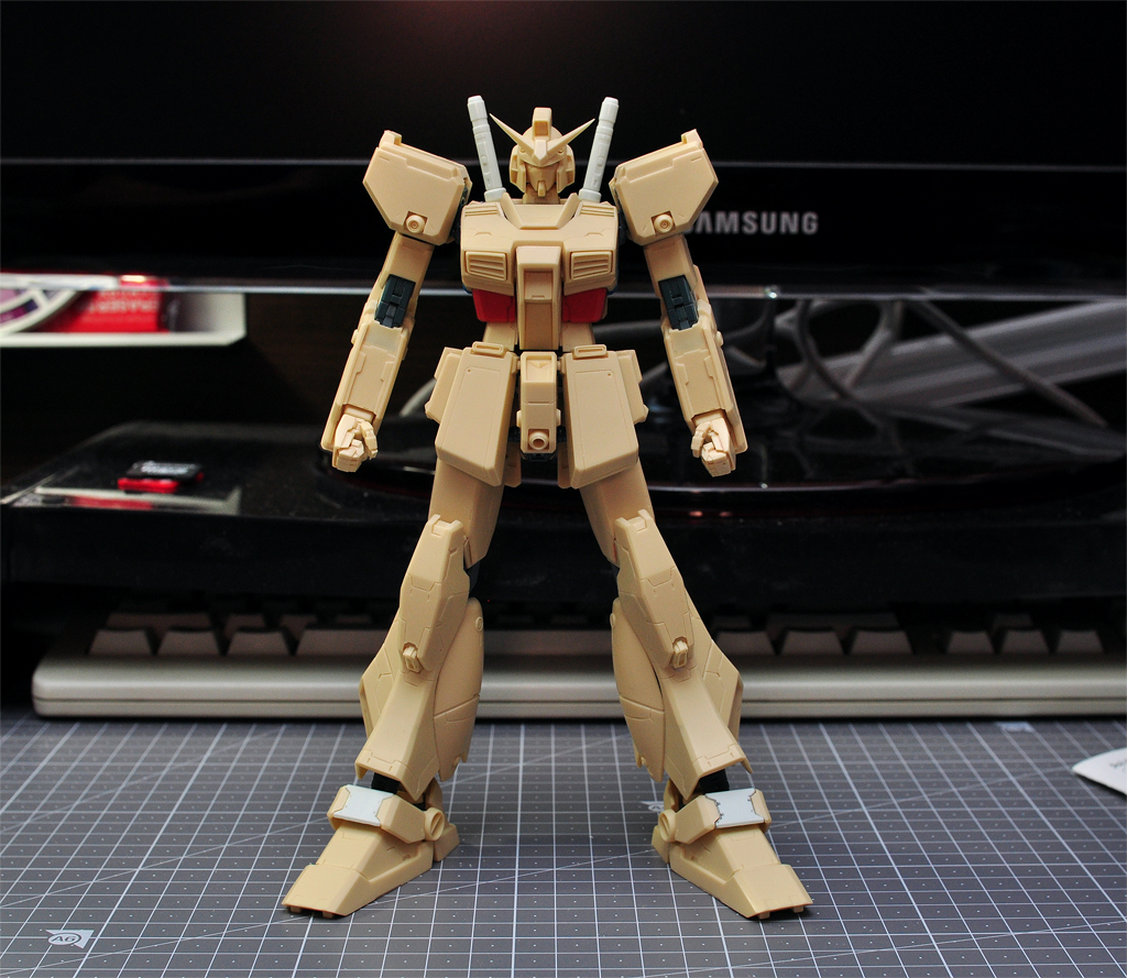 [1/100] VP NT-1 Alex Gundam #2 가조