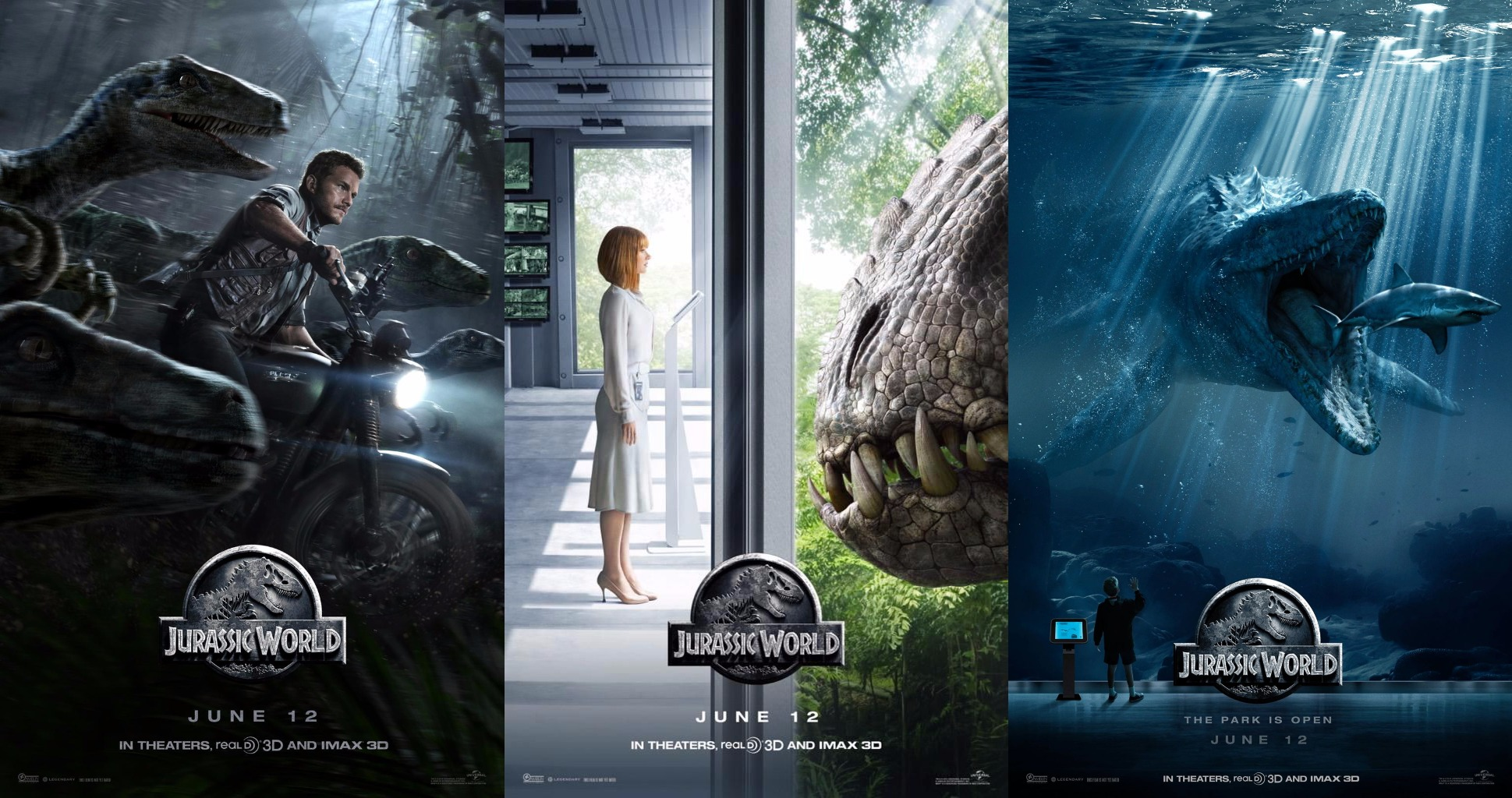쥬라기 월드[Jurassic World, 2015]