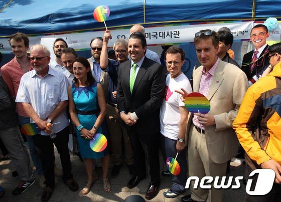 미국 동성결혼 합법화와 종북 천지