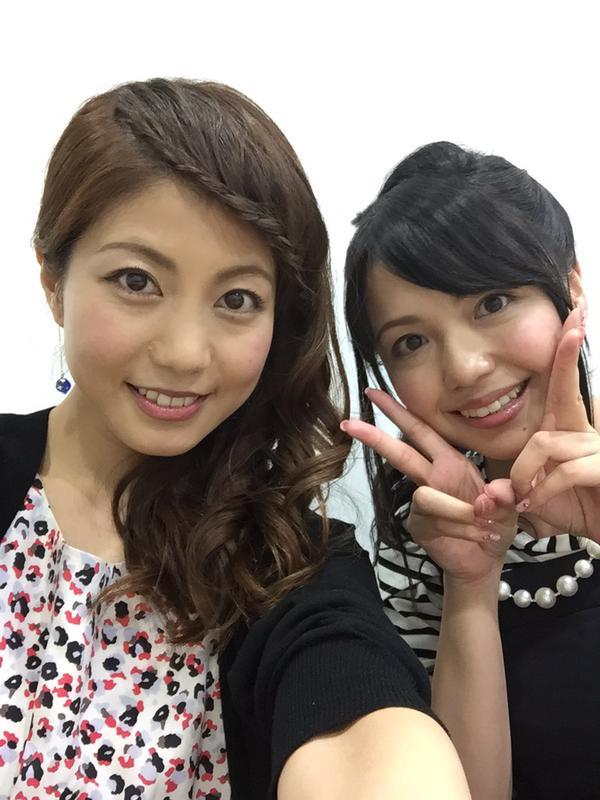 성우 시라이시 료코 & 미카미 시오리씨의 사진