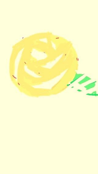 이별의 노란장미