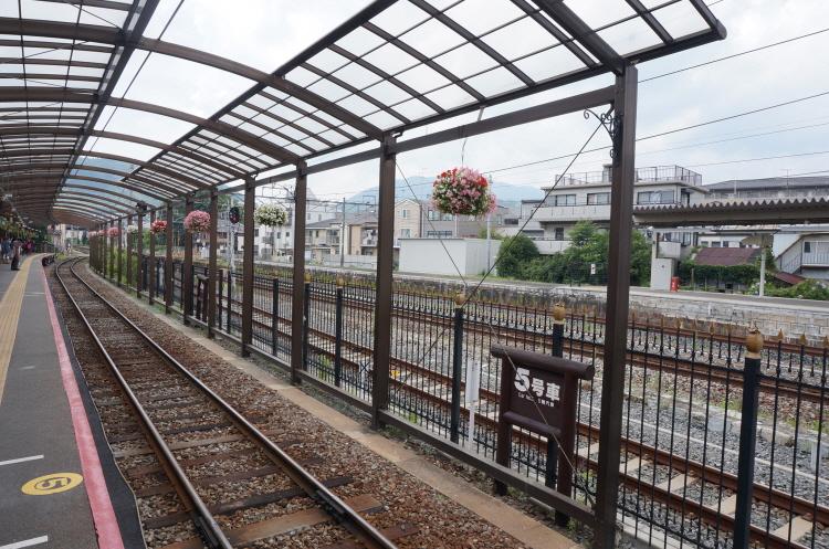 [일본여행] 오사카 교토 아라시야마 토롯코열차..