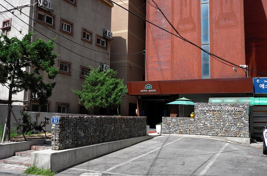 150711, 익선동 1박 - 서울53호텔, 익선동 폭염 중 산책