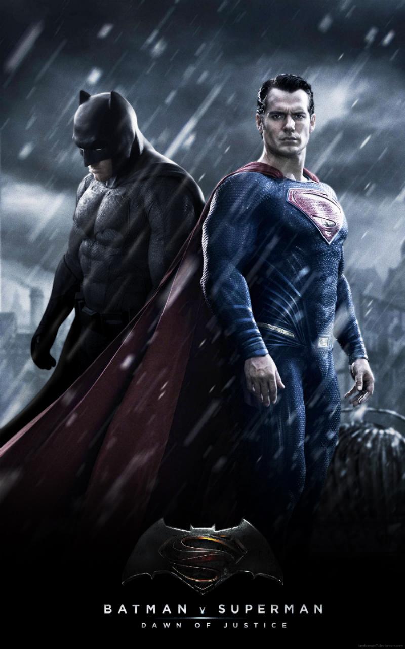 """""""배트맨 대 슈퍼맨: 저스티스의 시작"""" 예고편입니다."""