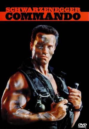 코만도 Commando (1985)