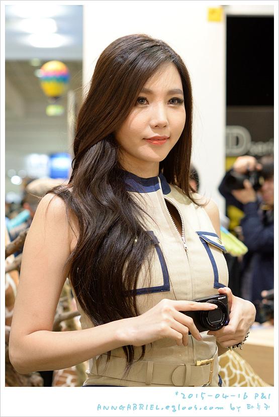 [P&I 2015] 모델 이지민, 소니