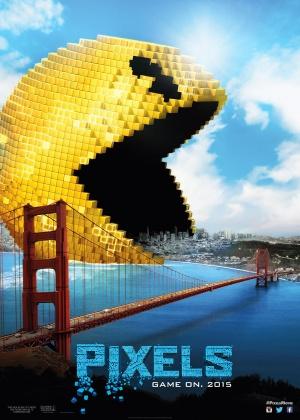 픽셀 - '50원 오락실 세대' 위한 B급 SF 영화