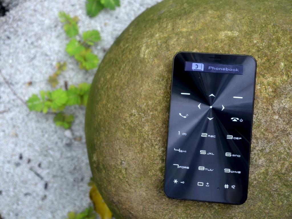심플 3G 휴대폰 겸 배터리 겸 핸드셋, 야누스 원