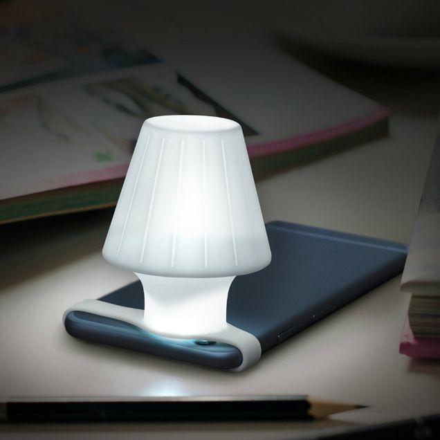 스마트폰을 여행용 탁상등으로 쓰는 방법, 트레블 램프